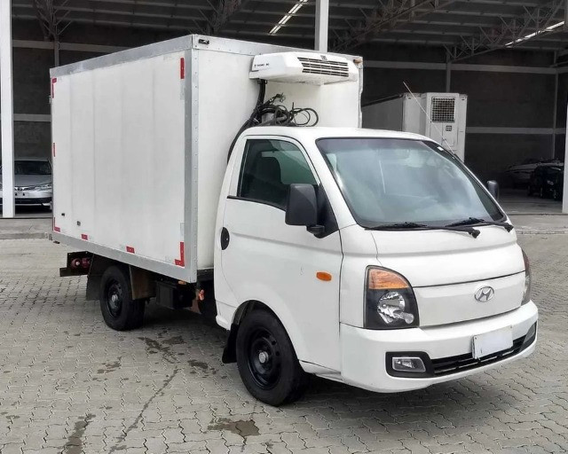 Hyundai hr Baú Frio