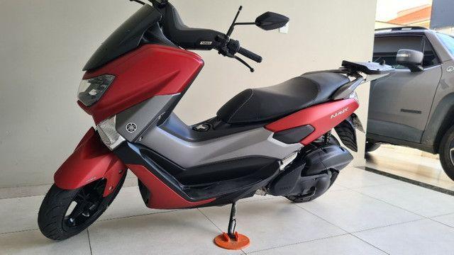 Yamaha Nmax 2018 (único dono, revis. na autorizada) - Foto 2