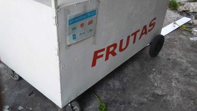 Carrinho de frutas  - Foto 2