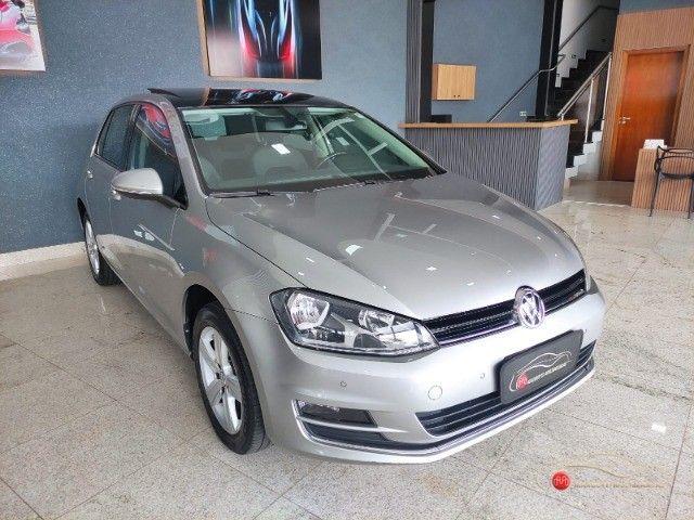 VW Golf 1.4 TSI Highline Gasolina At. 2015