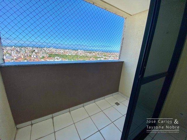 Apartamento com 3 quartos, andar alto, 2 vagas - Renascença Bancários - Foto 9