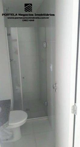 Apto na Serraria, 2 quartos, suíte, móveis fixos na cozinha, elevador. - Foto 10