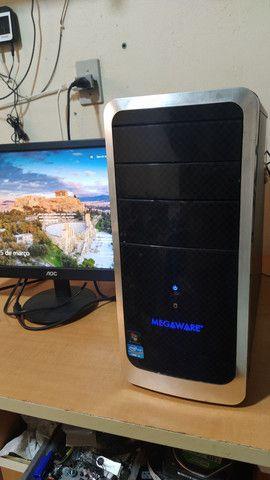 Computador completo Quad core