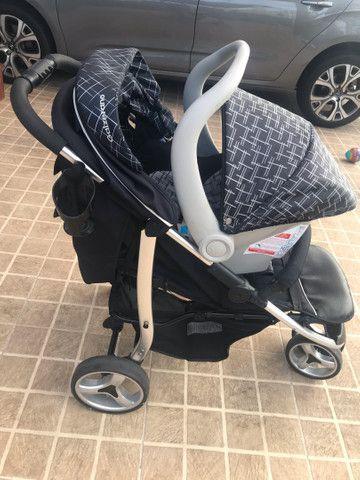 Bebê conforto Galzerano com base - Foto 2