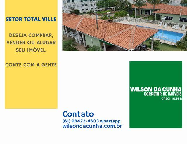 Wilson da Cunha Vende | Térreo 2 quartos | Total Ville QD 101 - Foto 10