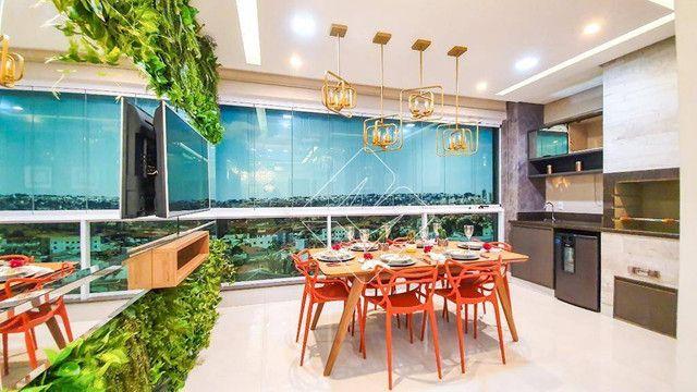 Apartamento com 3 dormitórios à venda, 117 m² por R$ 670.000 - Pallazzio Club Residence -