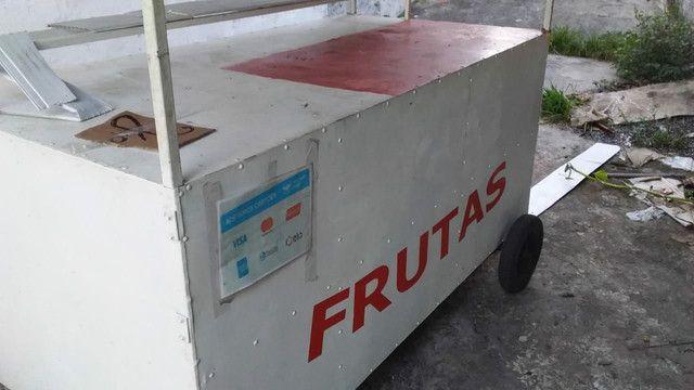 Carrinho de frutas  - Foto 6