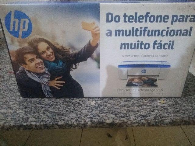 Multifuncional Jato De Tinta Colorida Wireless Advantage 377