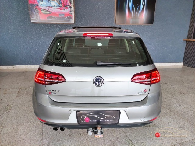 VW Golf 1.4 TSI Highline Gasolina At. 2015 - Foto 4