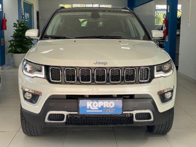 Jeep Compass Limited Diesel 2021 c/ 1.900 km - Foto 2