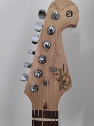 Guitarra Tagima T-736S + humbucker zonda malagoli (lançamento). Regulada por Luthier. - Foto 4