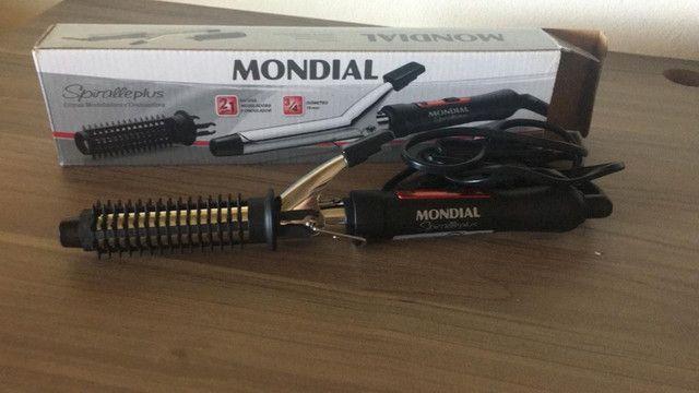 Escova Modeladora Mondial - Usada