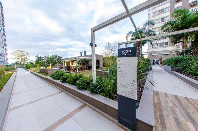 Apartamento 3 quartos, suíte, 2 vagas no Icon Residencial em Porto Alegre/RS - Foto 14