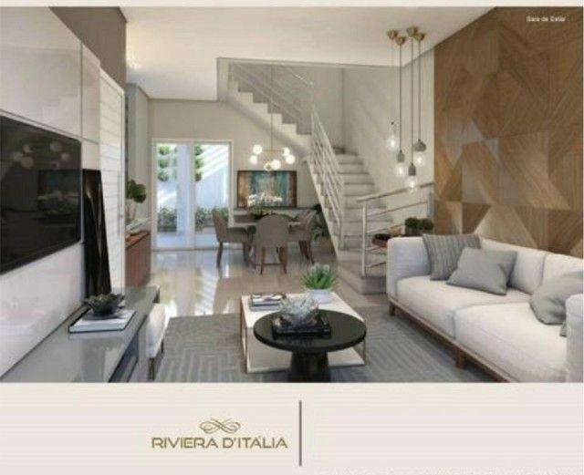 Condomínio Riviera D`Itália Casa Isolada 3 Suítes 2 Vagas - Foto 15