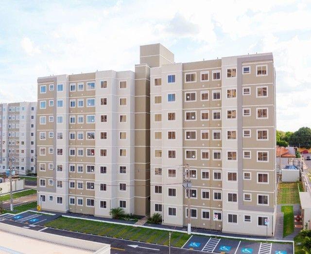 MRV Chapada dos Hibiscos Apartamento 2 quartos Morada do Ouro