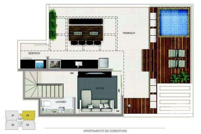 Grand Venue - 76m² - 3 quartos - Santo Antônio, Belo Horizonte - MG - Foto 12