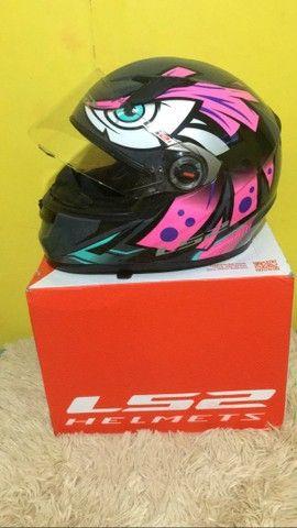 Vende se capacete ls2  - Foto 2