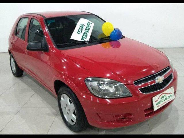 Chevrolet Celta LT 1.0 (Flex)  1.0  - Foto 2