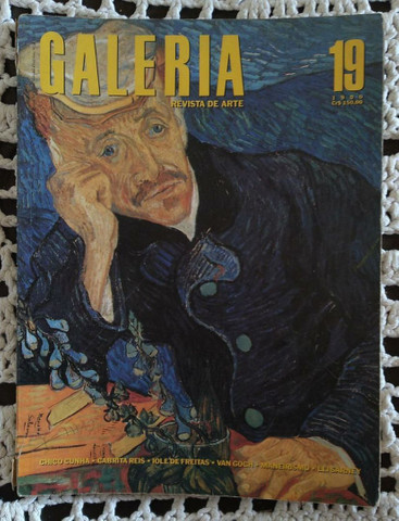 Galeria Revista de Arte N° 19 1990