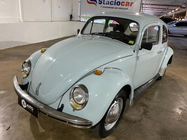Fusca 1.3 8V Gasolina Ano 1972