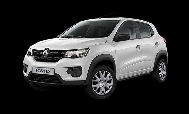 Transfiro Renault Kwid (2019) 25 mil + parcelas
