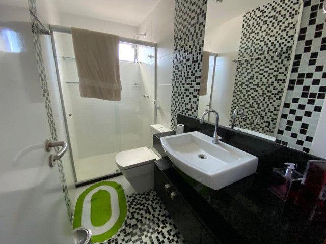 Apartamento 3 Suítes, Mobiliado, 157m², Alto Padrão - Ponta Verde - Foto 13