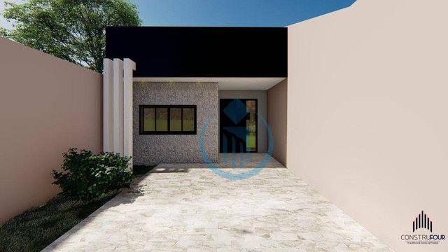 Casa com 1 dormitório à venda, 73 m² por R$ 250.000,00 - Loteamento Don Giovanni - Foz do  - Foto 2