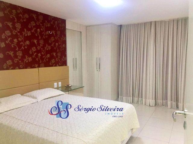 Golf Ville Resort nascente com 102m² mobiliado - Porto das Dunas  - Foto 3