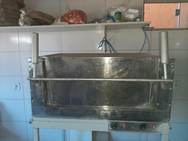 Vendo forno para pizzas - Foto 4