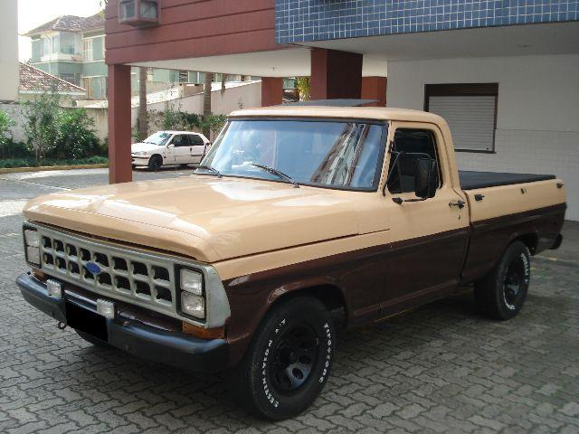 FORD F-1000 MWM DIESEL 5 MARCHAS ACEITO TROCAS