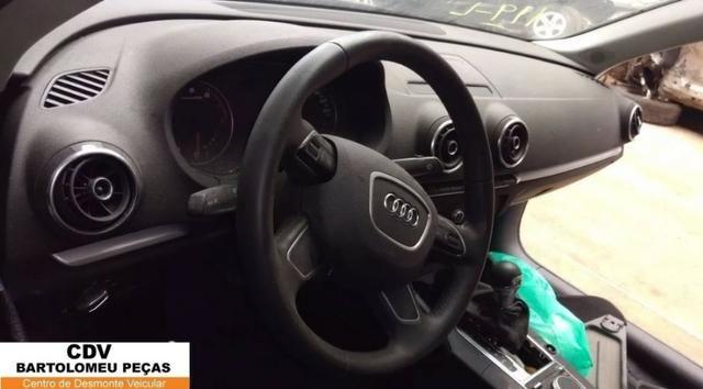 Peças Sucata Audi A3 2015 Sedan - Foto 4