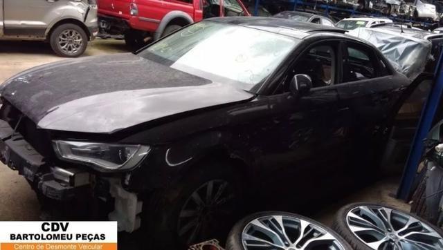 Peças Sucata Audi A3 2015 Sedan