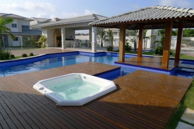 Lindo Duplex Condomínio Fechado - Eusébio Próximo ao BeachPark