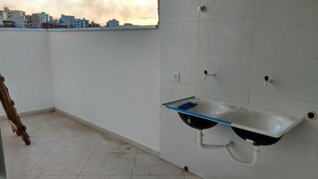 Apartamento em Ipatinga, 2 quartos, 90 m², quintal. Valor 150 mil - Foto 7