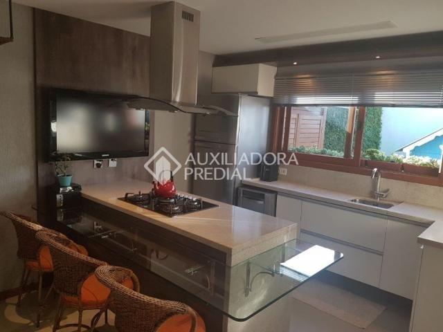 Casa de condomínio à venda com 3 dormitórios em Igara, Canoas cod:264193