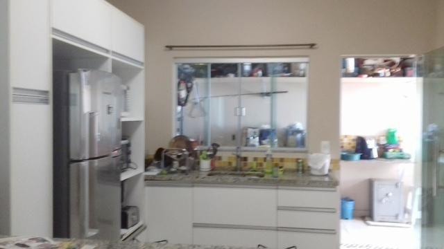 Setor Sul QD 03, Casa Nova 3qts (1suíte) churrasqueira piscina lote 312m² - Foto 6