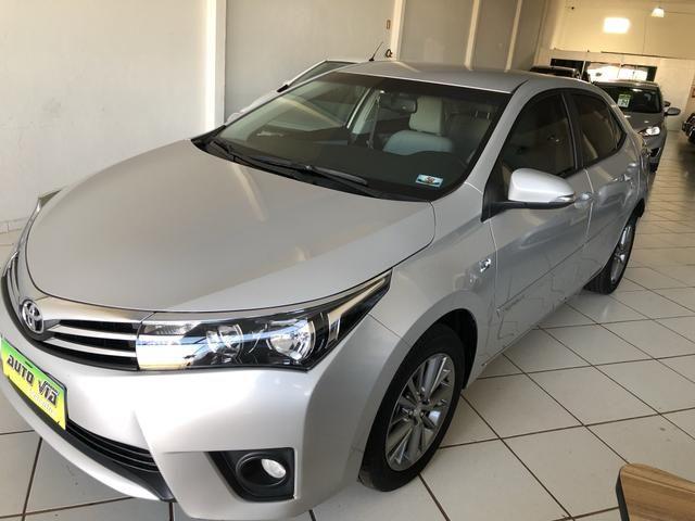 Toyota/Corolla 2.0 xei ano 2016 automático com 45 km