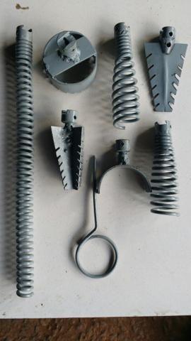 """Vendo """" cabos"""" molas para desentupir esgotos - Foto 5"""