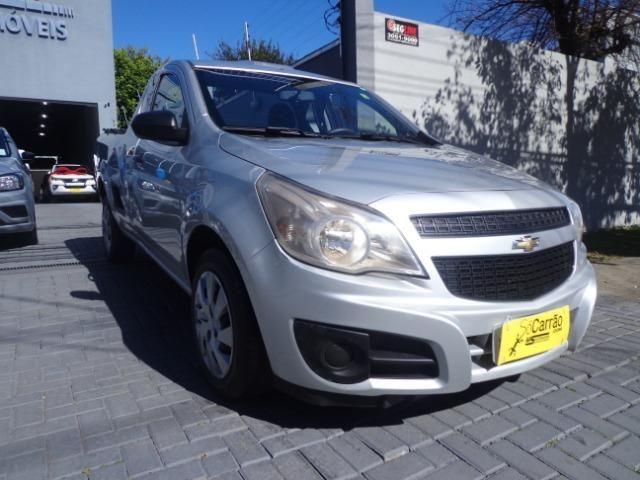 Oportunidade Gm - Chevrolet Montana Ls 1.4 - Foto 3