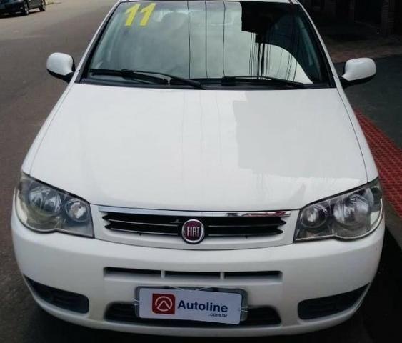 Fiat Palio Celebration Economy 1.0 8v 2011 - Completo, novo!