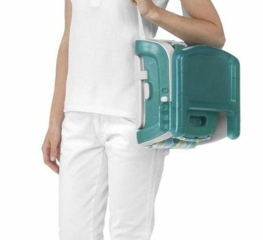 Cadeira de alimentação portátil - Chicco - Foto 5