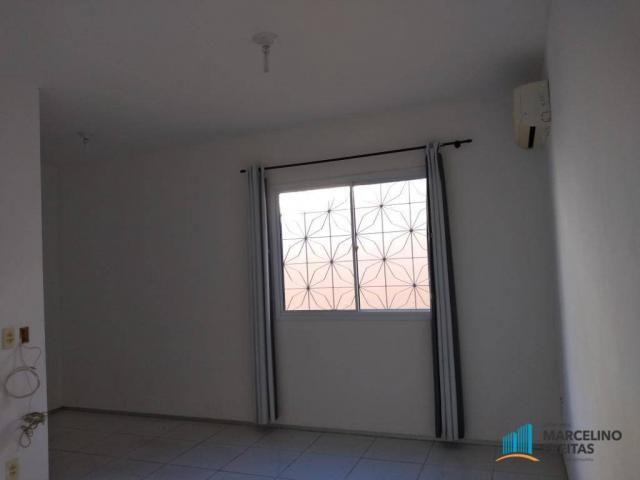 Casa com 3 dormitórios para alugar, 120 m² por r$ 1.239,00/mês - tamatanduba - eusébio/ce