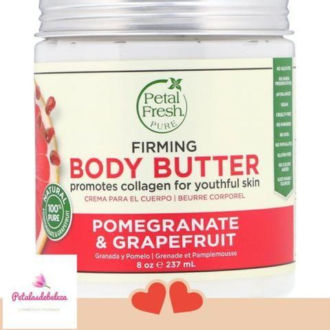 Manteiga Vegana Corporal Petal Fresh Pure - Foto 4