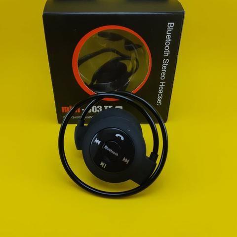 Fone de Ouvido Sport ( Recarregavel ) Bluetooth - Micro Usb