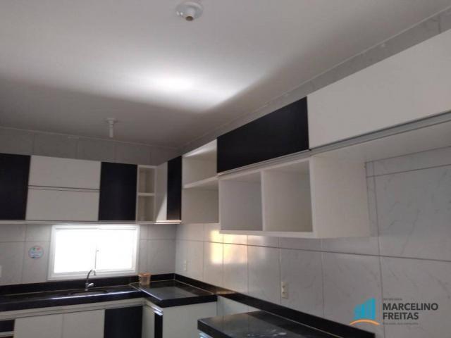 Casa com 3 dormitórios para alugar, 120 m² por r$ 1.239,00/mês - tamatanduba - eusébio/ce - Foto 16