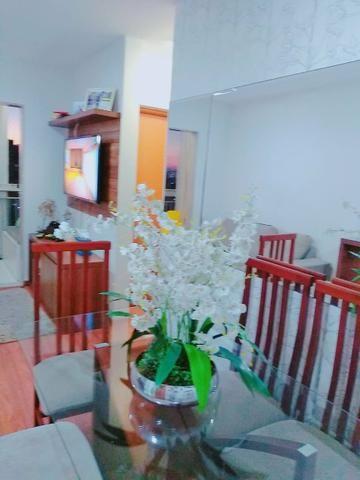 Vendo apartamento decorado e pronto para mora - Foto 4