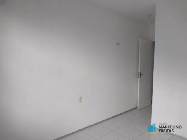 Casa com 3 dormitórios para alugar, 120 m² por r$ 1.239,00/mês - tamatanduba - eusébio/ce - Foto 10