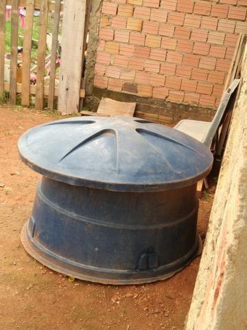 Vendo caixa de água 500 litros