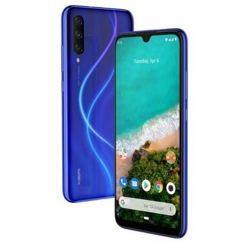 Xiaomi-Mi A3 Azul-64Gb-JosueImports-Maringa