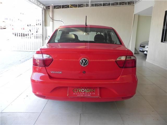 Volkswagen Voyage 1.0 mi 8v flex 4p manual - Foto 5
